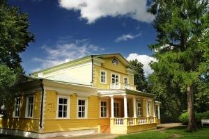 Большое Болдино + Горьковские места